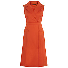 Buy Jaeger Waisted Trench Dress Online at johnlewis.com