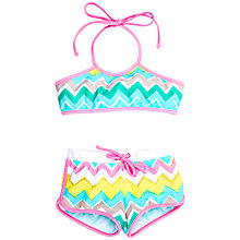 Buy Seafolly Girls' Gelato Tankini, Multi Online at johnlewis.com