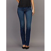 Buy J Brand Betty Bootcut Jeans, Starlight Online at johnlewis.com