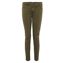 Buy J Brand Ginger Utility Jeans, Jungle Online at johnlewis.com