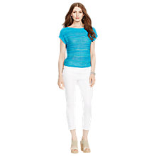 Buy Lauren Ralph Lauren Marled Knit Sweater, Blue/Green Online at johnlewis.com