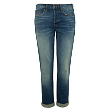 Buy J Brand Georgia Boyfriend Jeans, Keeper Online at johnlewis.com