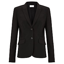 Buy BOSS Wool Suit Jacket, Black Online at johnlewis.com