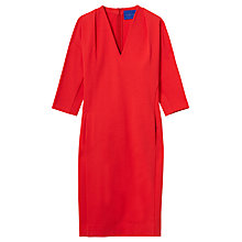 Buy Winser Katherine Miracle Dress, Coral Online at johnlewis.com