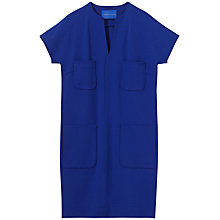 Buy Winser Parisian Shift Dress, Midnight Blue Online at johnlewis.com