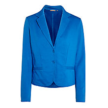 Buy Sandwich Jersey Jacket, Sky Online at johnlewis.com