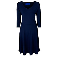 Buy Winser Fit & Flare Dress, Midnight Blue Online at johnlewis.com