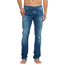 Buy Hilfiger Denim Scanton Stretch Slim Fit Jeans Online at johnlewis.com