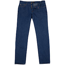 Buy Ted Baker Sorlop Slim Jeans, Rinse Denim Online at johnlewis.com