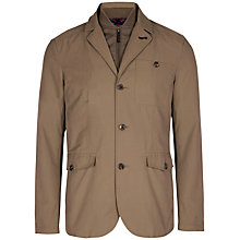Buy Ted Baker Igrot Layered Cotton Jacket Online at johnlewis.com