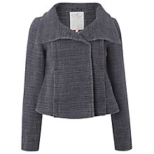 Buy White Stuff Suzanne Jacket, Dew Grey Online at johnlewis.com