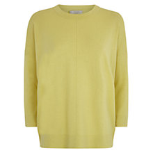 Buy Hobbs Eva Jumper, Zest Online at johnlewis.com
