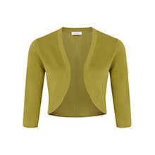 Buy Hobbs Carrie Bolero, Lily Green Online at johnlewis.com