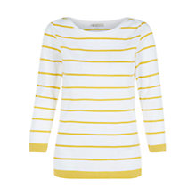 Buy Hobbs Millie T-shirt Online at johnlewis.com