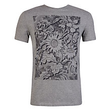 Buy Ted Baker Fannwel Graphic Floral T-Shirt Online at johnlewis.com