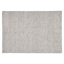 Buy John Lewis Mini Loops Rug, Marshmallow Online at johnlewis.com
