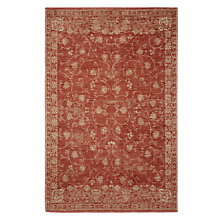 Buy John Lewis Casablanca Terracotta, Rug Online at johnlewis.com