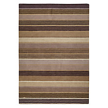 Buy John Lewis Cassis Multistripe Rug Online at johnlewis.com