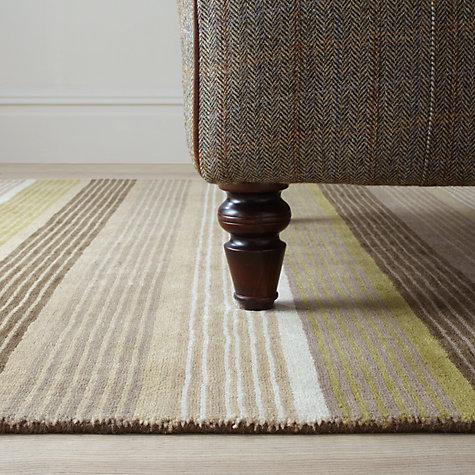 buy john lewis fennel multistripe runner green john lewis. Black Bedroom Furniture Sets. Home Design Ideas