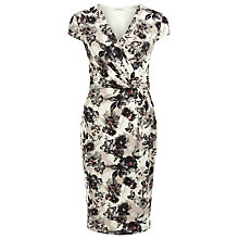 Buy Kaliko Floral Printed Dress, Multi Online at johnlewis.com