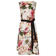 Buy Kaliko Bouquet Flora Prom Cotton Dress, Multi Online at johnlewis.com