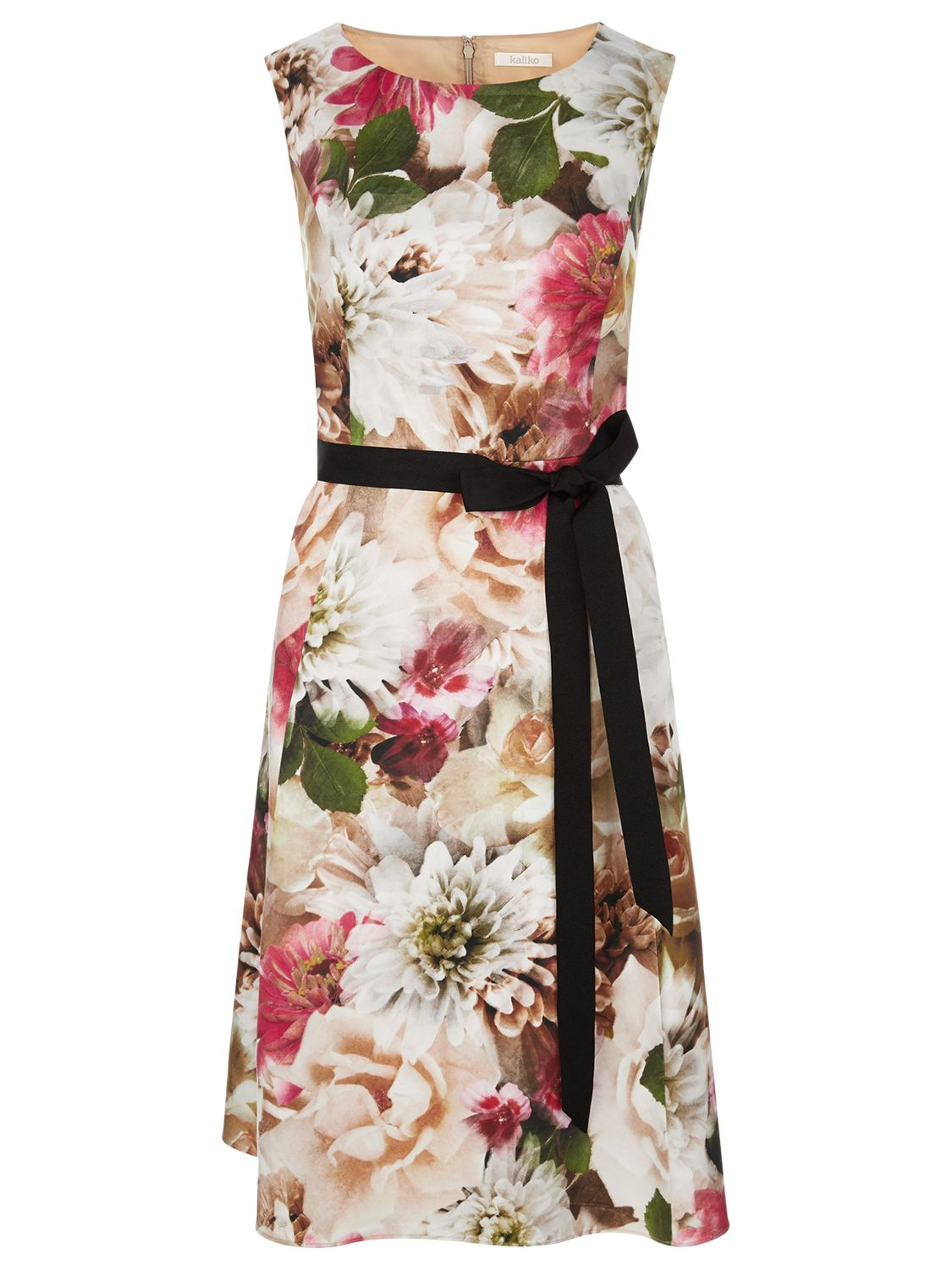 kaliko bouquet flora prom cotton dress multi, kaliko, bouquet, flora, prom, cotton, dress, multi, 8|20|12|10|16|14|18, women, plus size, womens dresses, gifts, wedding, wedding clothing, female guests, 1887541