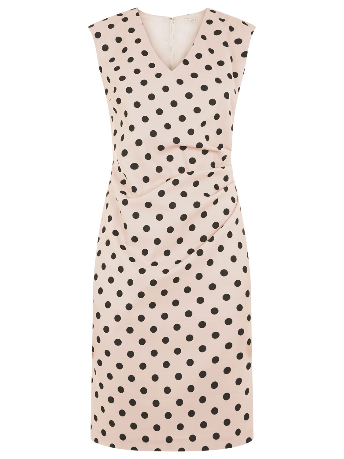 planet pearl spot dress oyster, planet, pearl, spot, dress, oyster, 16|14|20|18|12|10|8, women, plus size, womens dresses, new in clothing, 1887275