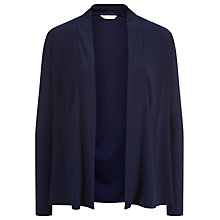 Buy Kaliko Ity Waterfall Cardigan, Navy Online at johnlewis.com
