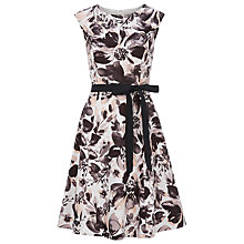 Buy Kaliko Floral Printed Prom Dress, Multi Online at johnlewis.com