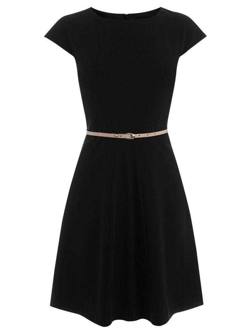 oasis alexa skater dress black, oasis, alexa, skater, dress, black, 12 10 14 8, women, womens dresses, 1885393