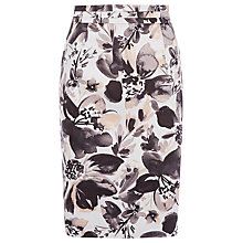 Buy Kaliko Floral Printed Pencil Skirt, Multi Online at johnlewis.com