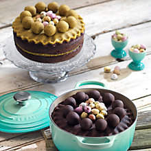 Buy Chocolate Simnel Cake by Le Creuset Online at johnlewis.com