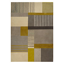 Buy John Lewis Hesta Rug, Citrine Online at johnlewis.com