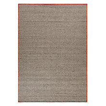 Buy House by John Lewis Framed Rug, Steel Online at johnlewis.com