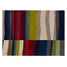 Buy Brink & Campman Jagged Stripe Rug Online at johnlewis.com