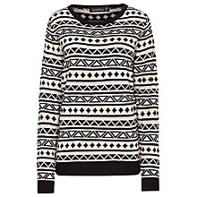 Buy Sugarhill Boutique Aztec Jumper, Multi Online at johnlewis.com
