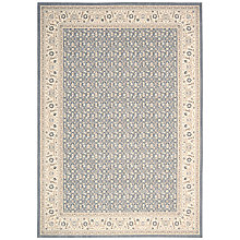 Buy John Lewis Persian Empire Rug, Silver Online at johnlewis.com