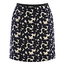 Buy Oasis Brush Stroke Skirt, Multi Online at johnlewis.com