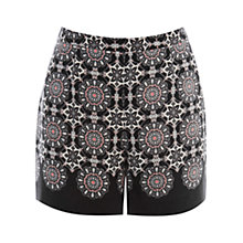 Buy Oasis Tribal Lace Shorts, Multi Online at johnlewis.com