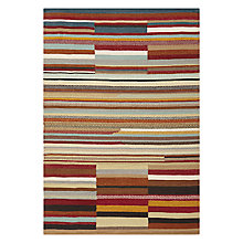 Buy John Lewis Twill Stripe Rug Online at johnlewis.com