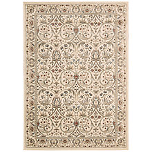 Buy John Lewis Walden Baroque Rug, Ivory Online at johnlewis.com