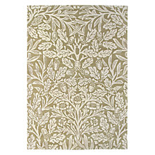 Buy Morris & Co Oak Sulphur Rug Online at johnlewis.com