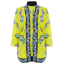Buy Oasis Oriental Kimono Cardigan, Multi Online at johnlewis.com