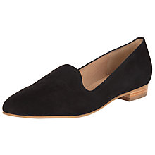 Buy Collection WEEKEND by John Lewis Nanterre Suede Slipper Shoes Online at johnlewis.com