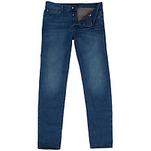 Buy Ted Baker Silmate Slim Jeans, Mid Wash Online at johnlewis.com