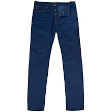 Buy Ted Baker Tippet Medium Wash Low Rise Jeans, Mid Blue Online at johnlewis.com