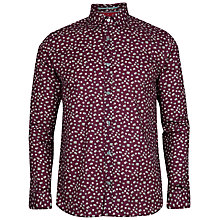 Buy Ted Baker Exotiq Floral Print Shirt Online at johnlewis.com