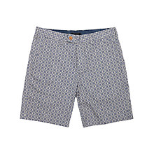 Buy Ted Baker Vivacia Shorts, Blue Online at johnlewis.com