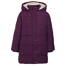 Buy John Lewis Girl Padded Coat Online at johnlewis.com