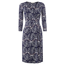 Buy White Stuff Flora Dress, Squid Ink Online at johnlewis.com